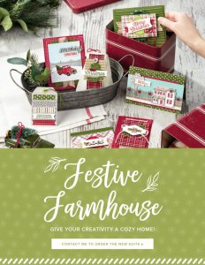 Stampin' Up! Festive Farmhouse